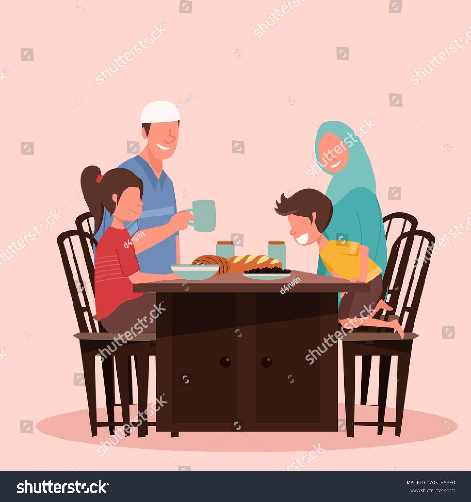 Tradisi Keluarga Saya dalam Membangunkan Sahur, dari Masa ke Masa