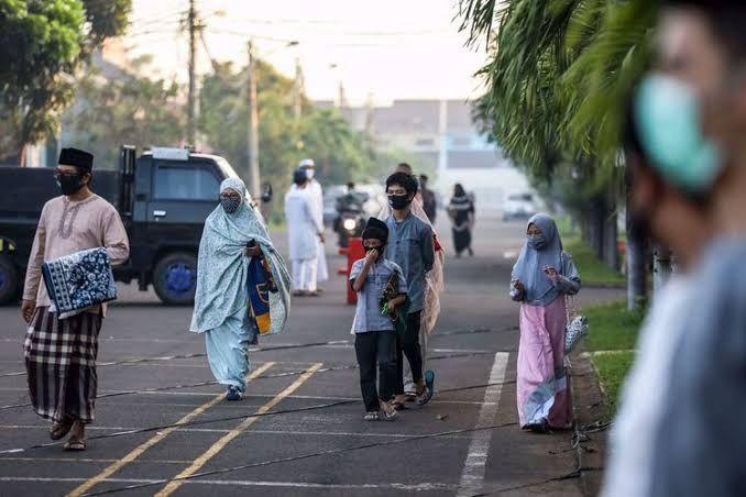 Ketika Tak Ada Lagi Suara Canda dan Tawa Anak-anak di Masjid