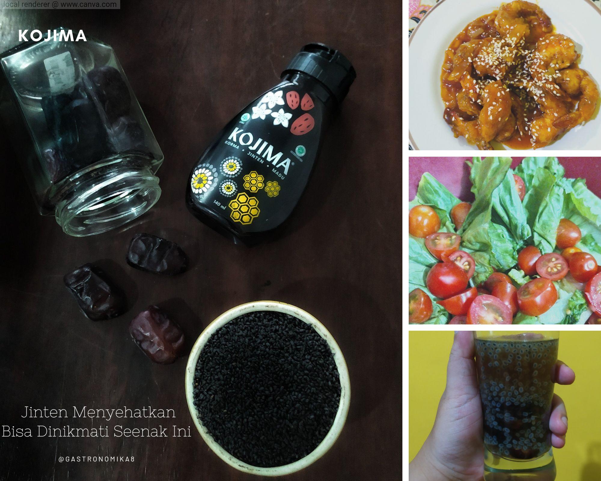 Makan Nikmat Sehat Berkat Kojima, My New Healty Lifestyle