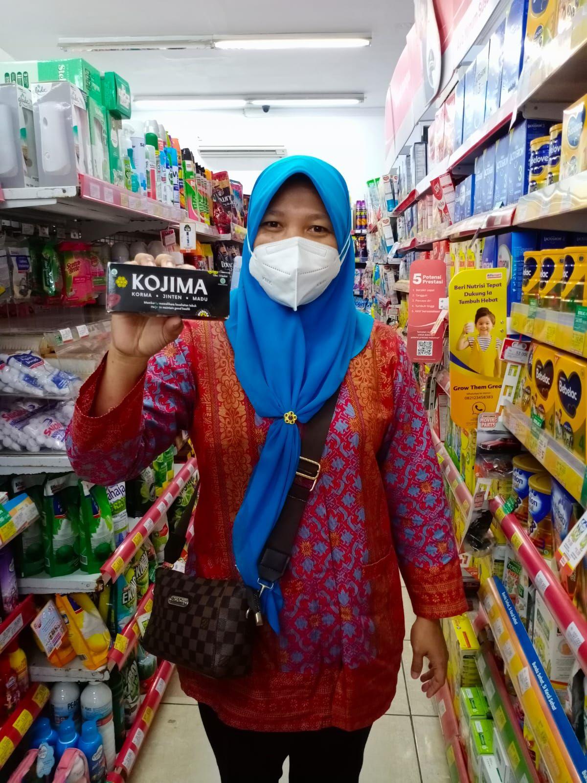 Kojima, Madu Pelengkap Nutrisi Keluarga