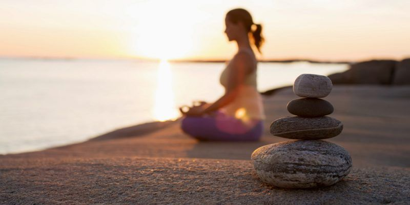 Seni Meditasi : Menenangkan dan menyembuhkan