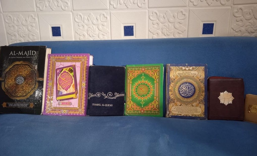Kisah di Balik Koleksi Al Quran