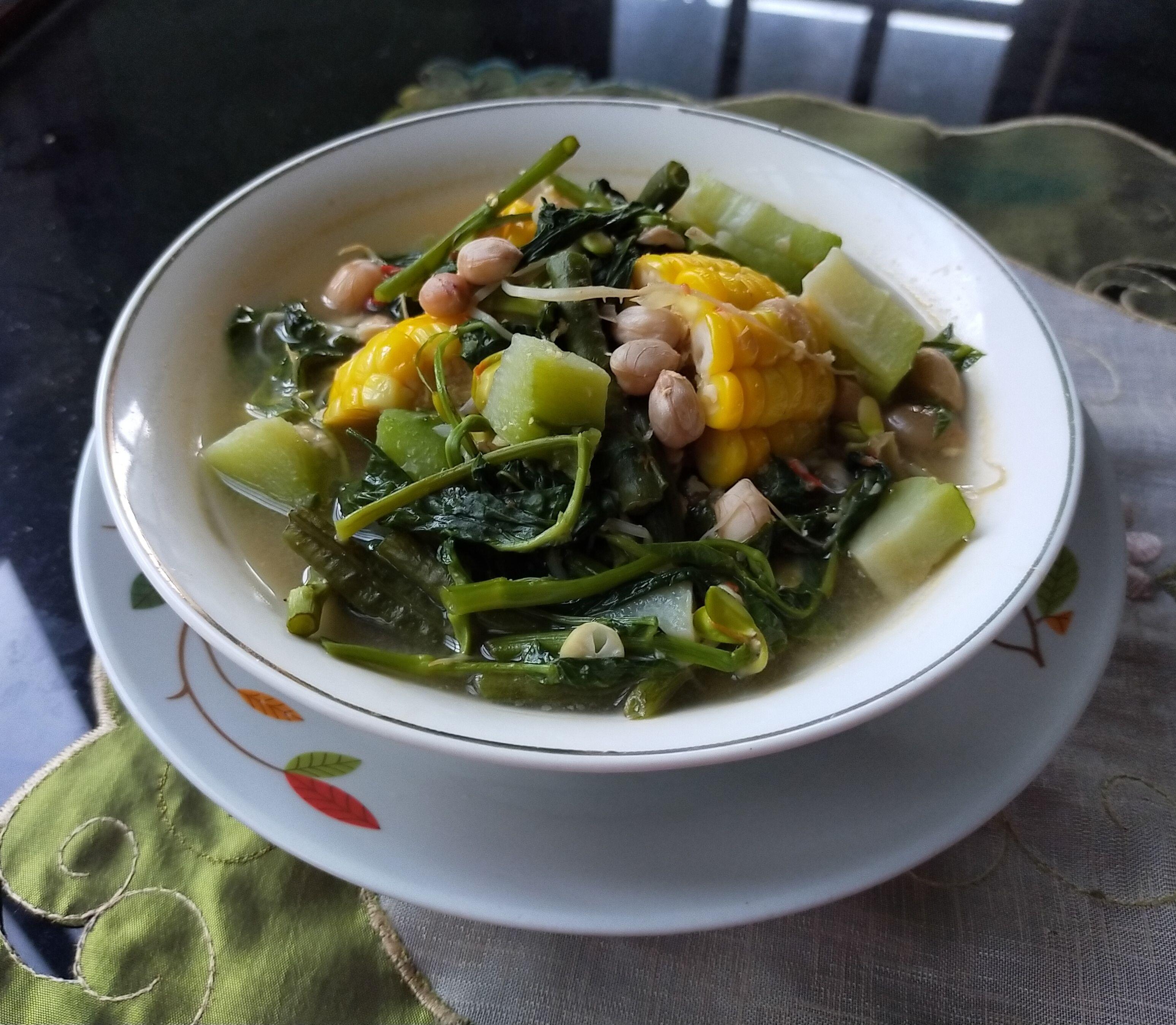 Resep Sayur Asem yang Enak dan Segar