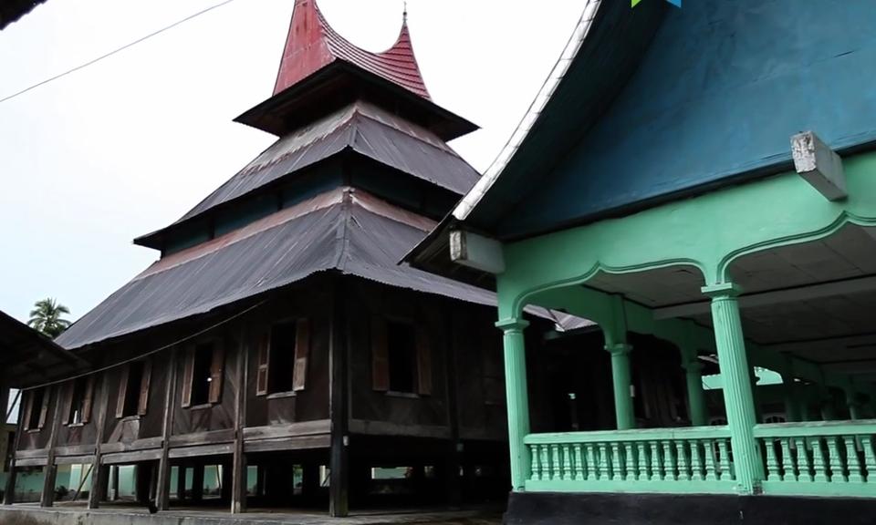 4 Ruang Diskusi di Ranah Minang, Dari Surau hingga Dangau
