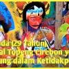 Sunanda (29 Tahun), Penjual Topeng Cirebon yang Berjuang dalam Ketidakpastian