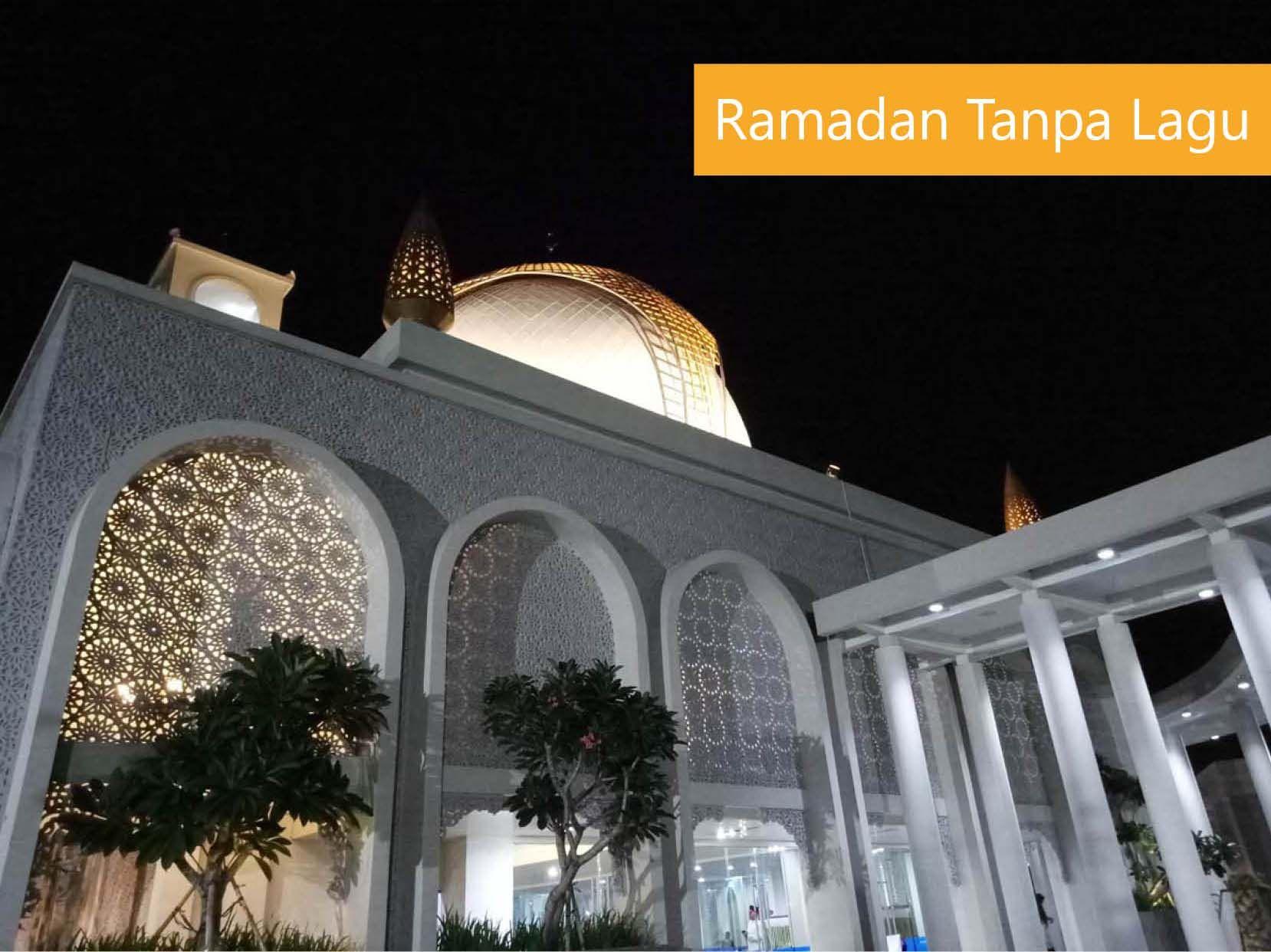 Ramadan Tanpa Lagu