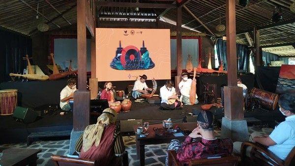 Sound of Borobudur, Musik Relief dari Omah Mbudur