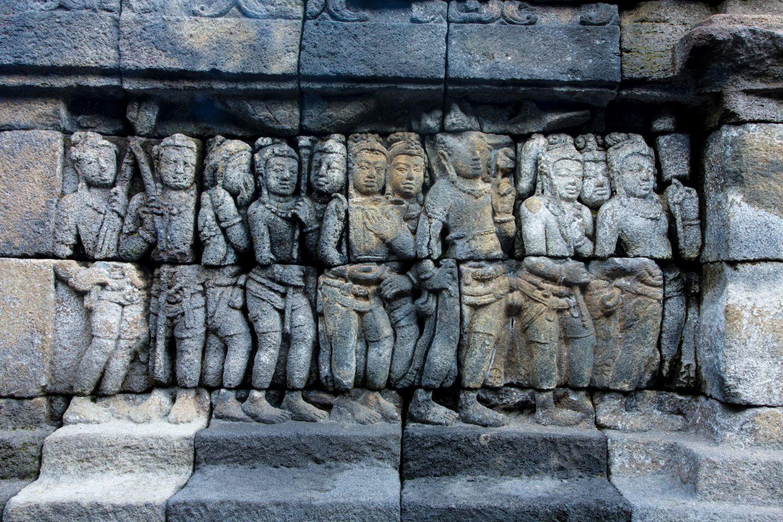 Saya Baru Tahu Kalau di Borobudur Itu Ada Relief Alat Musik
