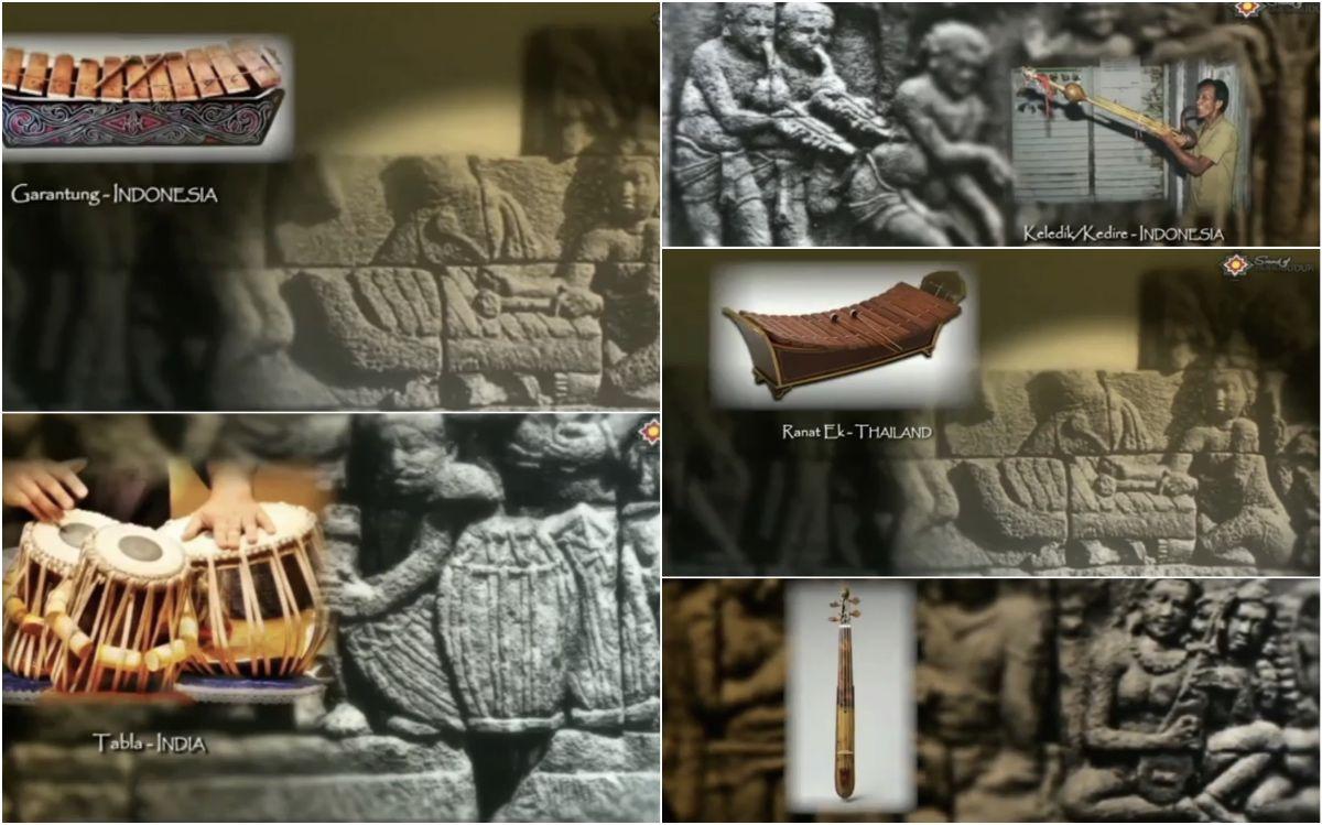 """Meneropong """"Orkestra Borobudur"""" pada Masa Lampau"""