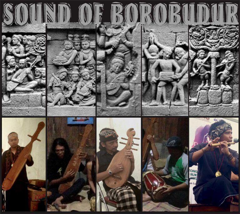 Sound of Borobudur, Upaya Mengenalkan Peradaban Masa Lampau pada Generasi Muda