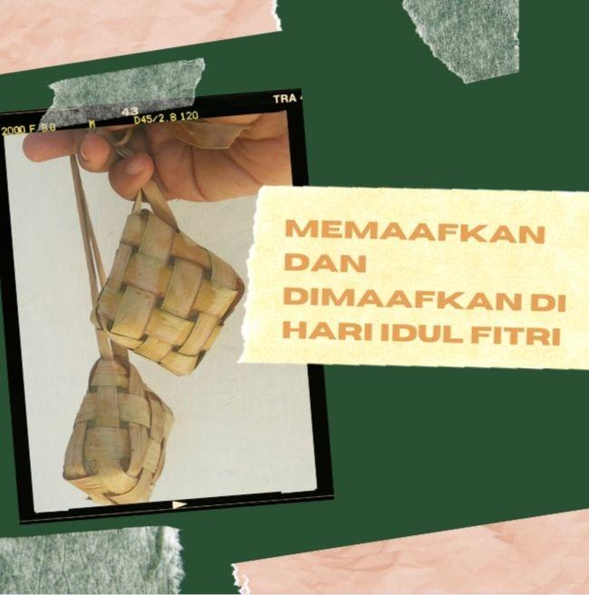 Idul Fitri, Momentum untuk Mulai Memaafkan dan Dimaafkan yang Bukan Basa Basi