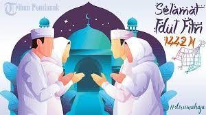 Idul Fitri Momentum Saling Memaafkan