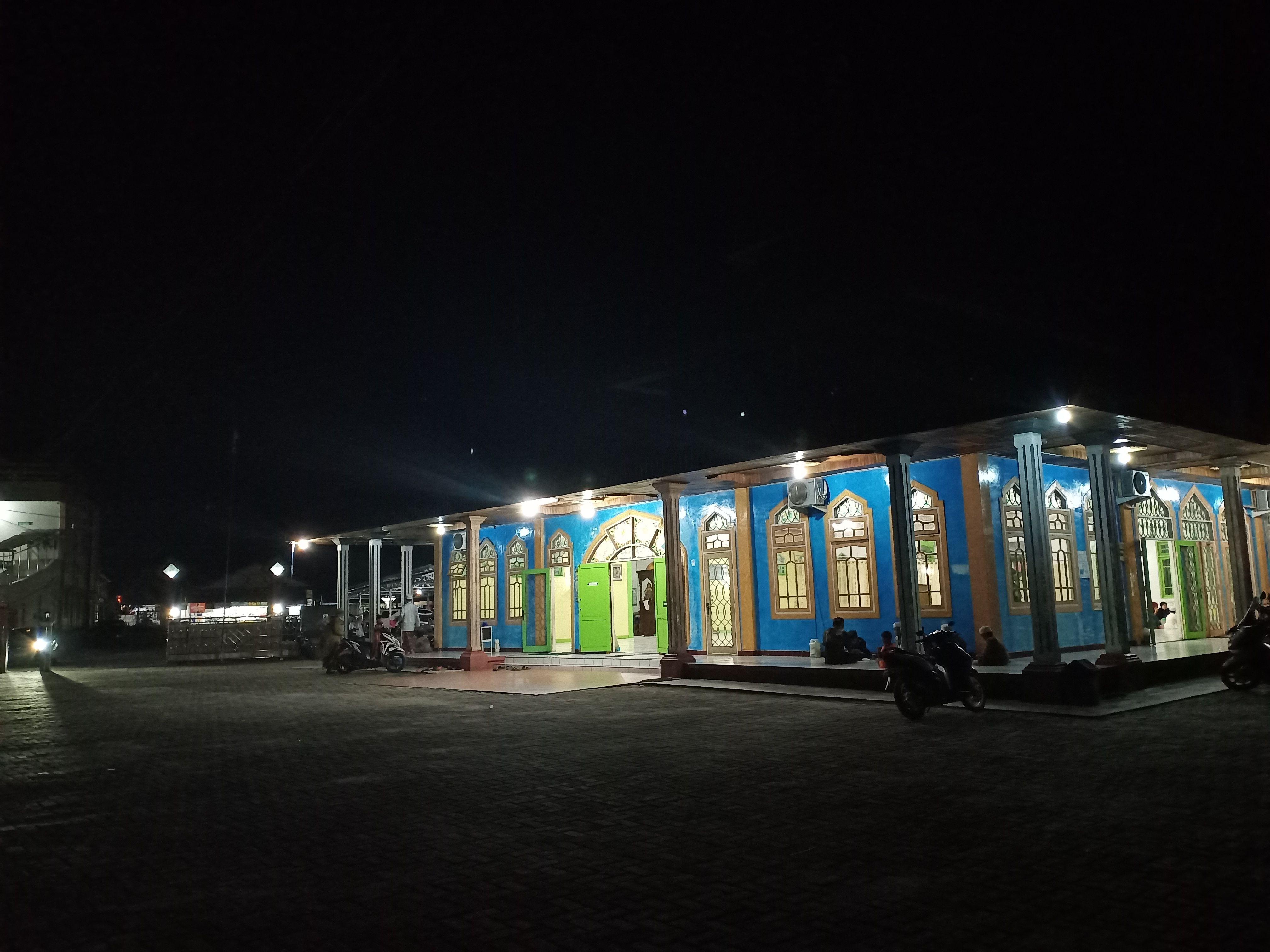 Berkah Ramadhan, Buka Bersama Masjid Ainul Yaqin Kasongan Baru, Kabupaten Katingan Hilir