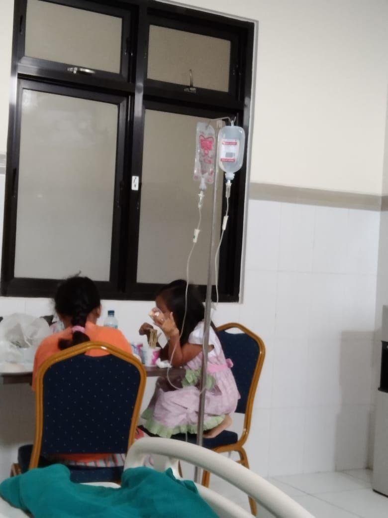 Akhir Ramadhan di Rumah Sakit