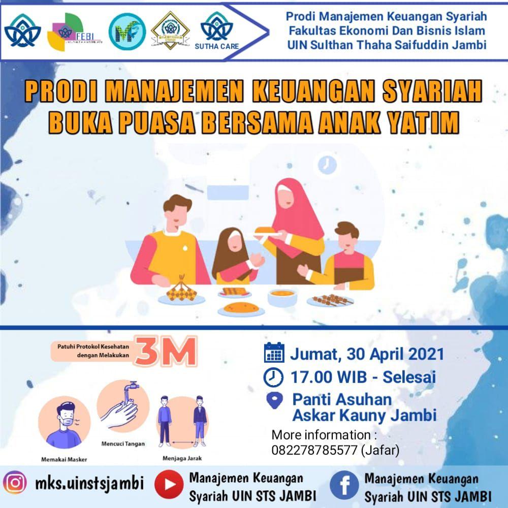 Berkah Buka Puasa Bersama di Bulan Ramadhan