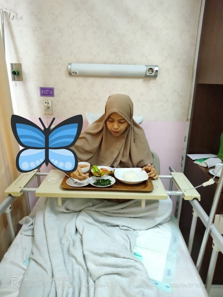 Ramadan 1442 H Berkesan, Kronologi Kabar Kehamilan Ektopik, Operasi, hingga Pemulihan