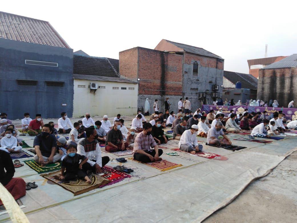 Kerukunan Umat Beragama di Gria Jakarta