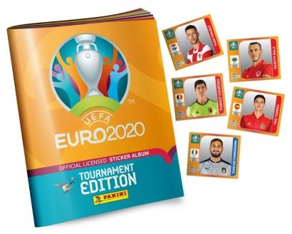 Menyambut Euforia Piala Eropa dengan Mengumpulkan Stiker Panini
