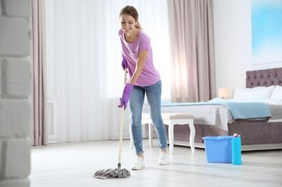 6 Tips Bersihkan Ruangan Rumah dengan Mudah dan Ringan