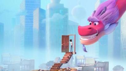 """""""Wish Dragon"""", Dongeng ala Aladdin Versi Urban Kekinian"""
