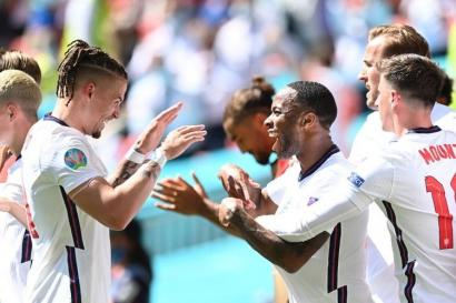Kalvin Philips Bermain Cemerlang, Inggris Jinakkan Kroasia 1-0