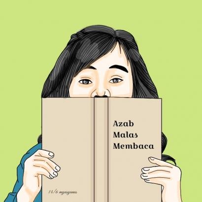 Literasi, Bukan Sinetron Azab Malas Membaca dari Orang Tua