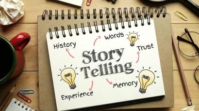 Storytelling Marketing, Caraku Membangun Personal Branding dengan Pelanggan