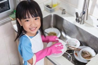 """Tips Menumbuhkan Budaya """"Segera Mencuci"""""""