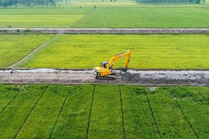 Penyebab Luas Lahan Pertanian Semakin Menyusut