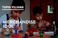 Ngefan Sembari Koleksi Merchandise