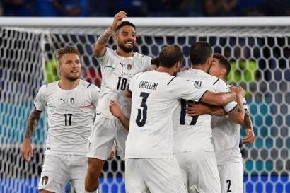 Waspada Italia! Yang Sempurna Sering Gagal Juara