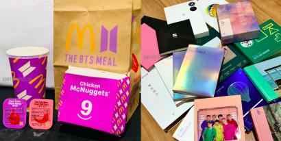 Nessa dan Koleksi Merchandise BTSnya