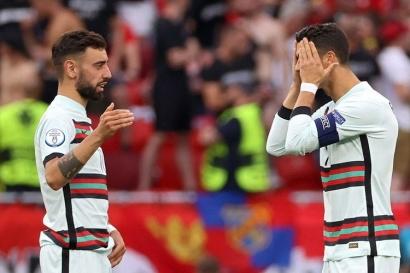 Faktor yang Menyebabkan Bruno Fernandes Melempem di Euro 2020