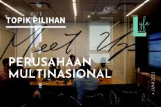 Bekerja di Perusahaan Multinasional