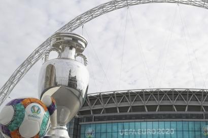 Piala Eropa 2020, Benua Biru Bangun dari Mati Suri