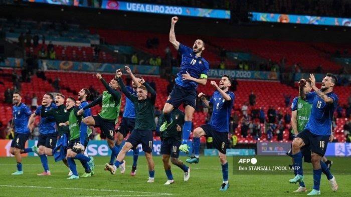 Italia Vs Belgia, Proyek Euro 2020 Penghancur Kesempurnaan Halaman all - Kompasiana.com