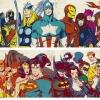 Persaingan Animasi DC dan Marvel yang Jadi Semakin Menarik