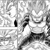 Dragon Ball Super Chapter 74: Melawan Granolah, Vegeta Keluarkan Wujud Baru