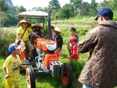 Merancang Kegiatan Berkebun Menyenangkan bagi Anak