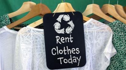 Layanan Penyewaan Pakaian Tidak Sehijau yang Kamu Pikirkan