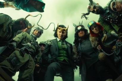 "Gara-gara ""Loki"", Bos Marvel sampai Harus Jadwalkan Rapat Bahas Multiverse"