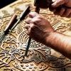 Sebidang Kayu Bersua Ketukan Palu Milik Seniman Ukir