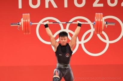 Rahmat Erwin Abdullah, Lifter Debutan yang Ikut Mengguncang Panggung Olimpiade Tokyo