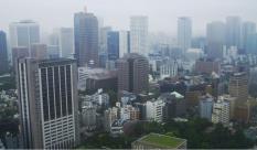 Seharian Menikmati Keindahan Kota Tokyo