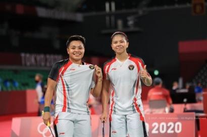 4 Bekal Greysia Polii/Apriyani Rahayu Buru Medali Pertama Ganda Putri di Olimpiade