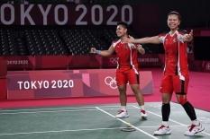 Setelah 29 Tahun, Ganda Putri Indonesia ke Final Bulu Tangkis Olimpiade