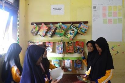 4 Hal yang Dilakukan Sekolah Sukses dengan Pojok Baca