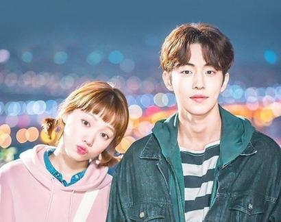 "Gaya Pacaran Unik ala Drama ""Weighlifting Fairy Kim Bok-joo"""