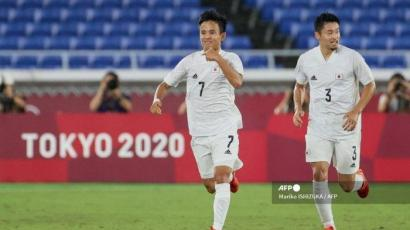 Jepang Menatap Final Sepakbola Olimpiade Tokyo 2020
