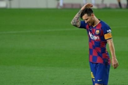 Inilah Penyebab Messi Harus Tinggalkan Barcelona